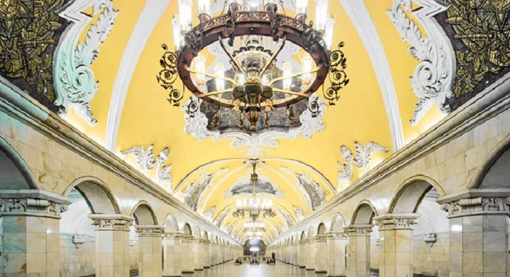 About Moscow Metro