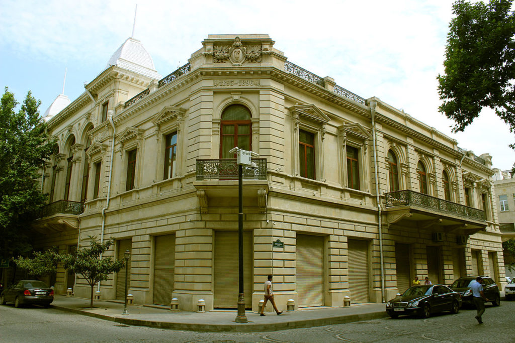 National Museum of History of Azerbaijan