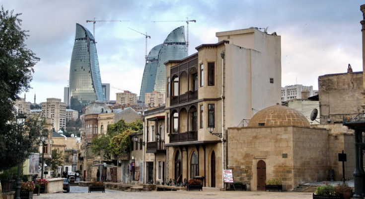 Old City of Baku