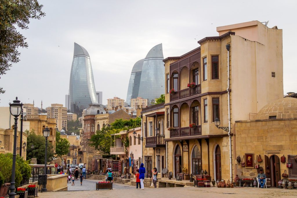 Urban Baku for Travellers Delight