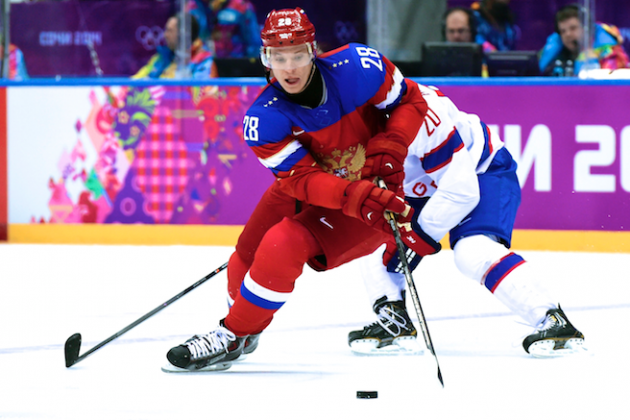 Ice Hockey - The Most Popular Sport of Russia