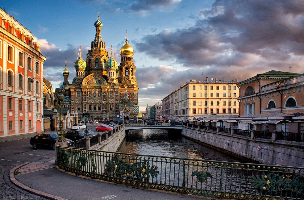 About St. Petersburg City