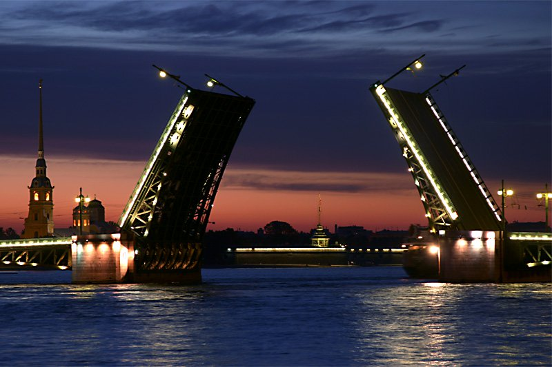 St. Petersburg Bridges