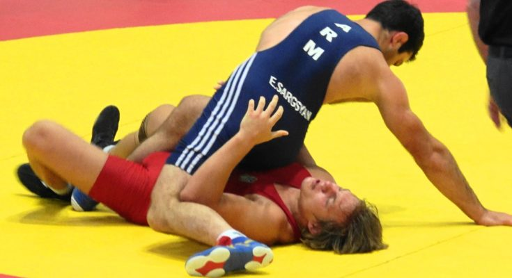 Wrestling in Armenia