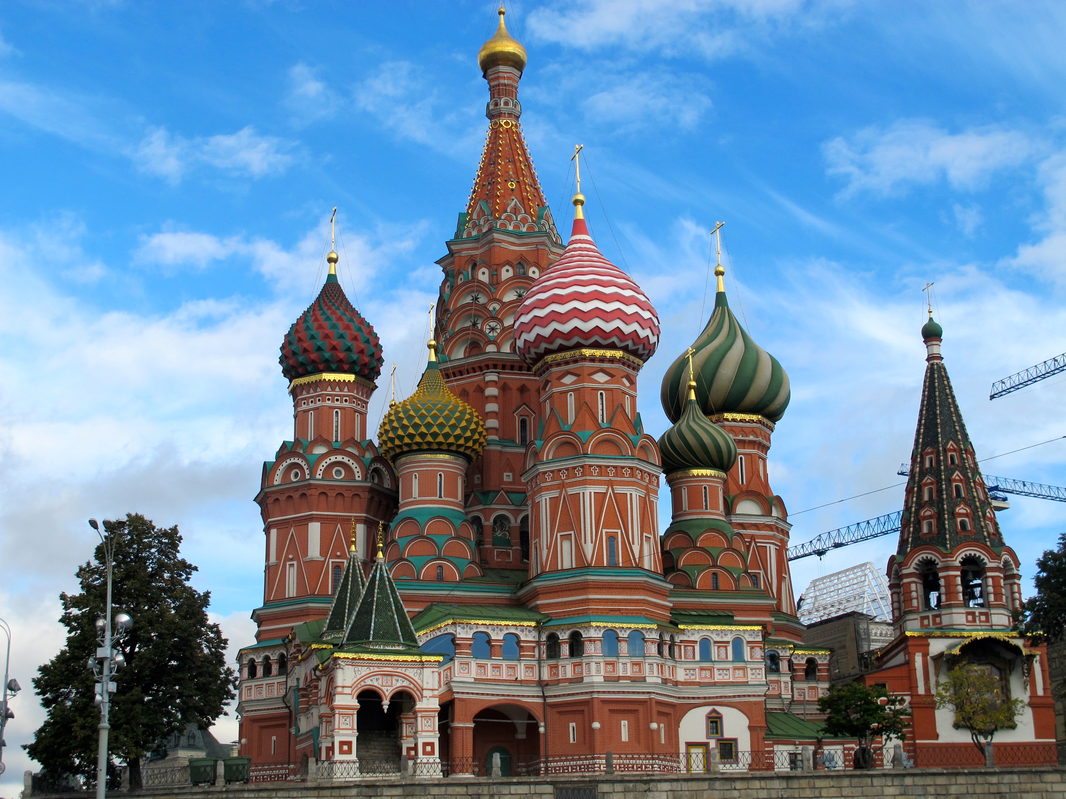 Moscow Kremlin: History of The Kremlin Moscow & Its ...