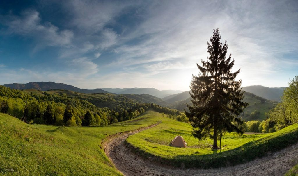 Carpathian Landscapes Ukraine