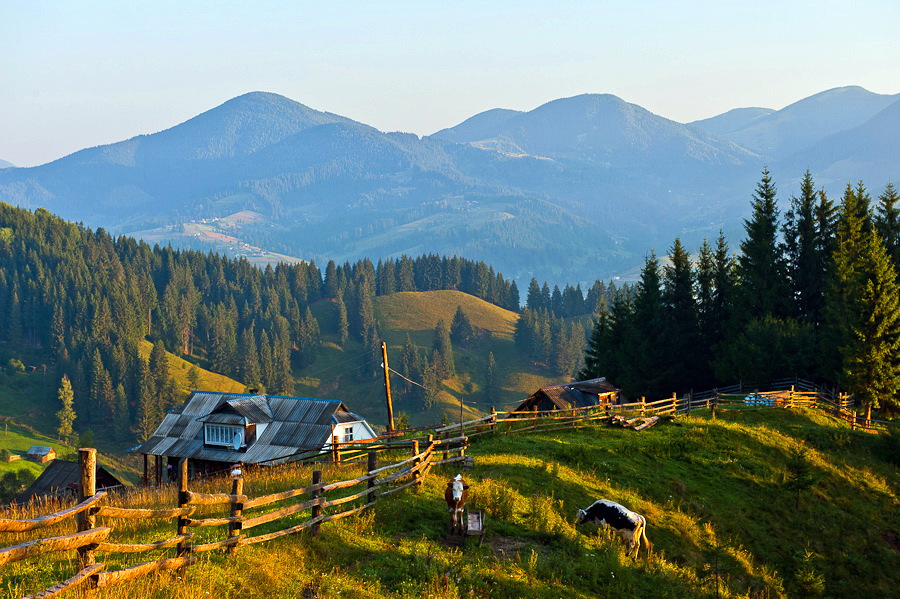 Carpathian Landscapes