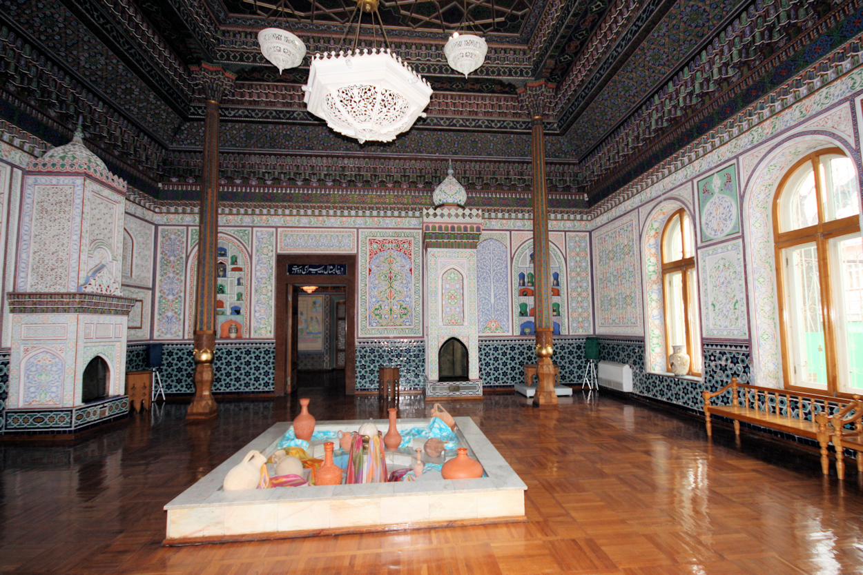 Uzbekistan Museum of Applied Arts