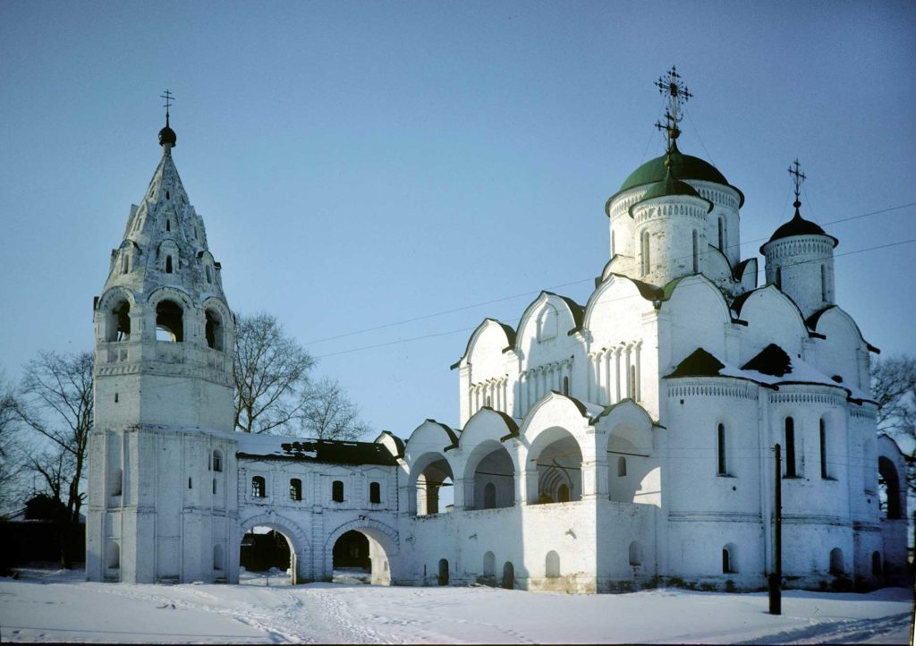 Intercession Convent Suzdal