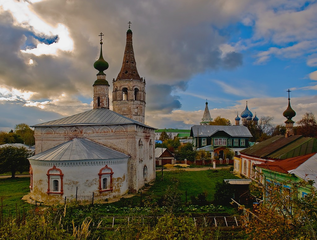 The best attractions of Suzdal 58