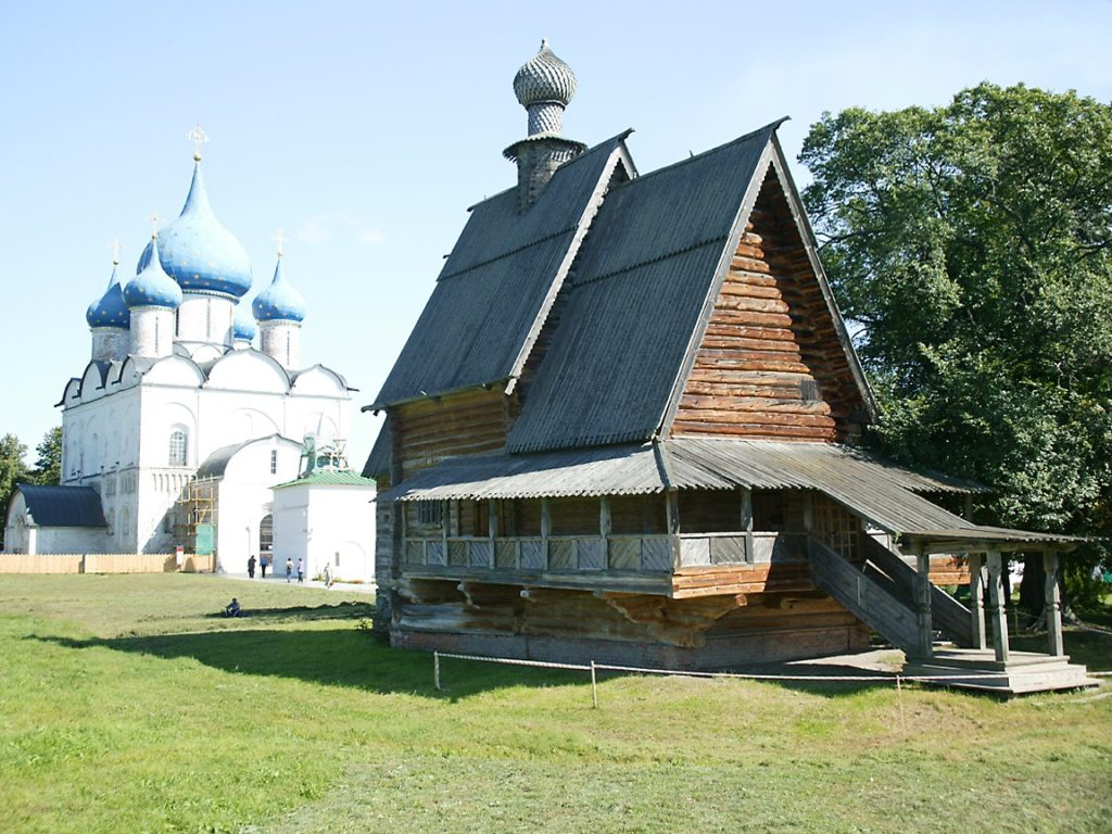 Wooden Church of St. Nicholas