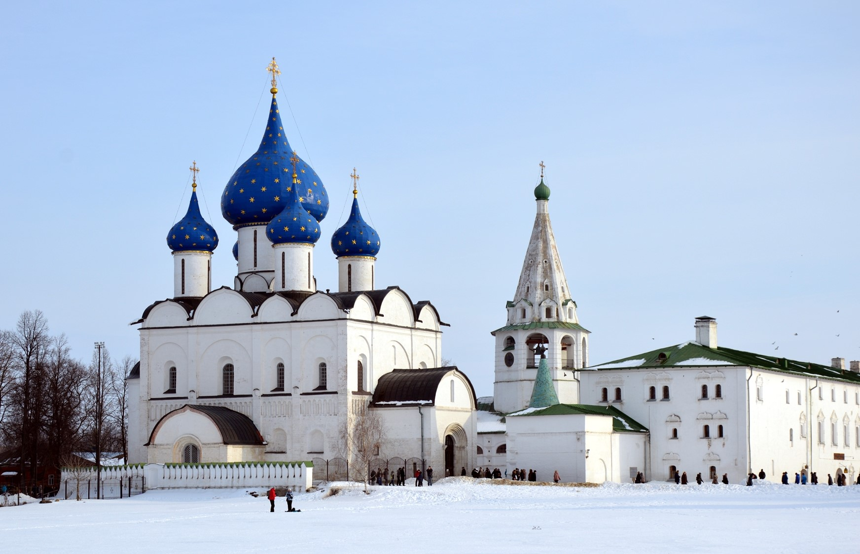 The best attractions of Suzdal 97