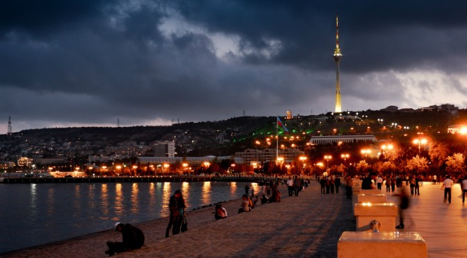 5 Places you must see in Baku