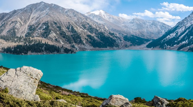 5 natural attractions in Almaty