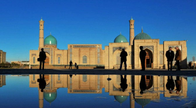 5 Places in Tashkent you must see