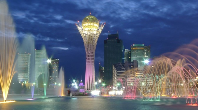 5 Places you must see in Kazakhstan