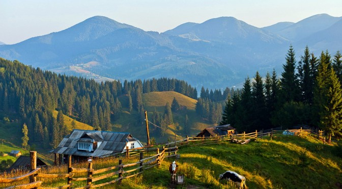 5 Natural places in Ukraine you must see