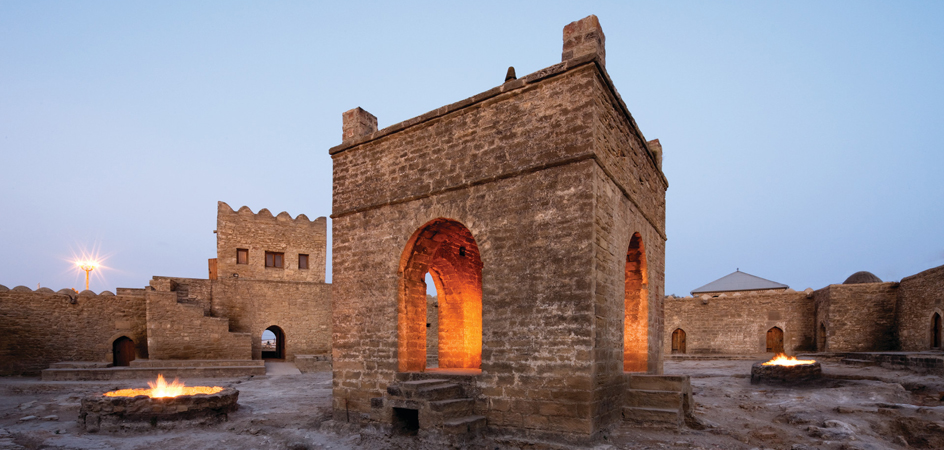 The Fire Temple of Baku