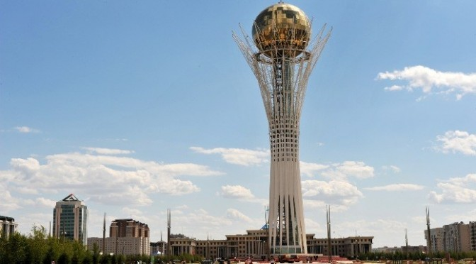 5 places to visit in and around Astana