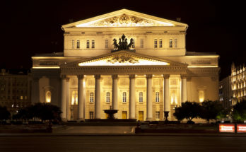 Bolshoi Theater Russia
