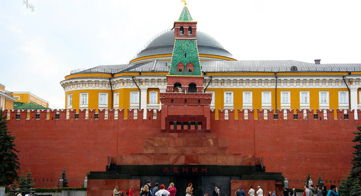 Lenin's Tomb Moscow