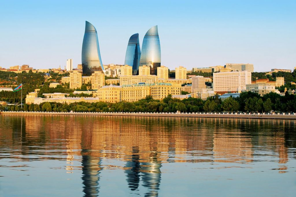 Attractions in Azerbaijan