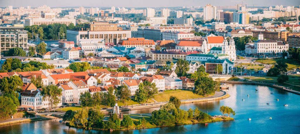Attractions in Belarus