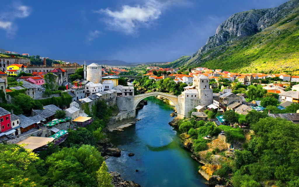Attractions in Bosnia and Herzegovina