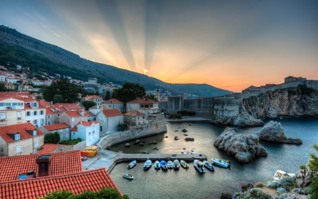 Attractions in Croatia