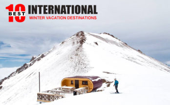 10 Best International Winter Vacation Destinations