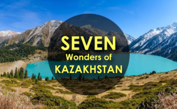 Seven Wonders of Kazakhstan