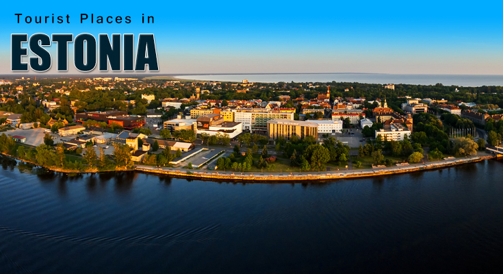 Tourist Places in Estonia