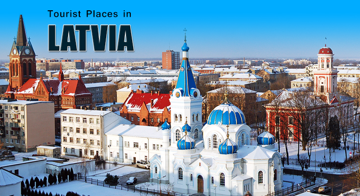 Tourist Places in Latvia