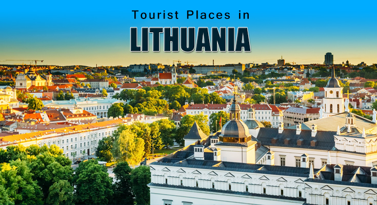 Tourist Places in Lithuania