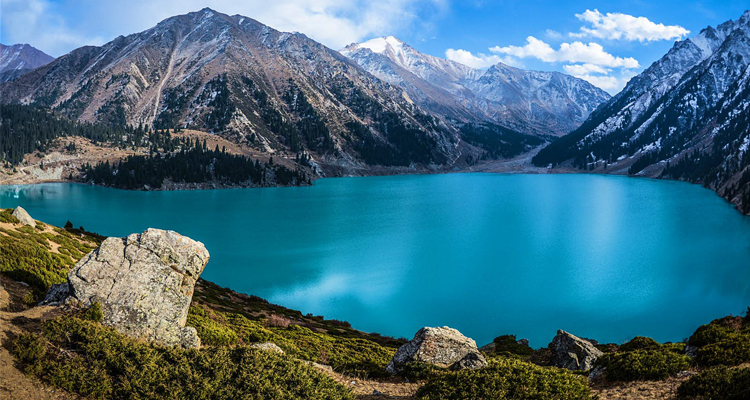 Almaty Attractions