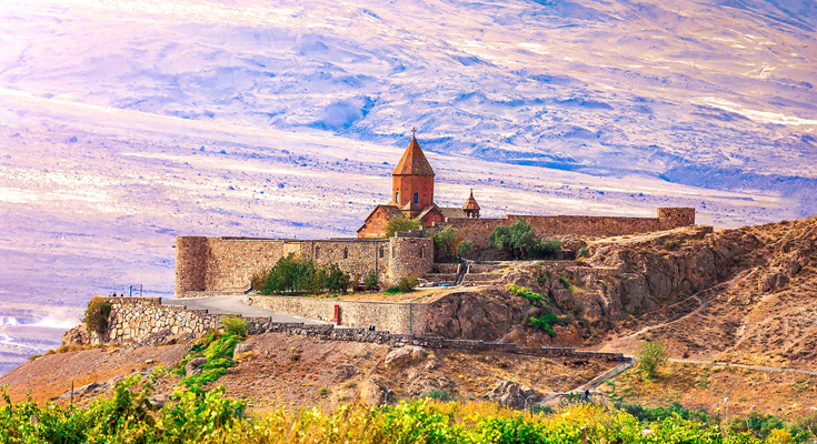 Armenia Attractions