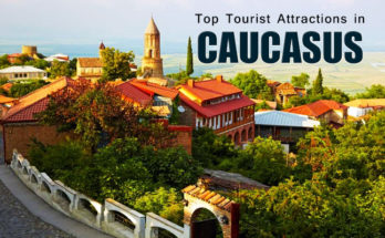 Attractions in Caucasus