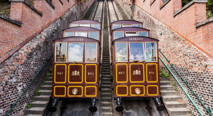 Funicular Ride Turkey
