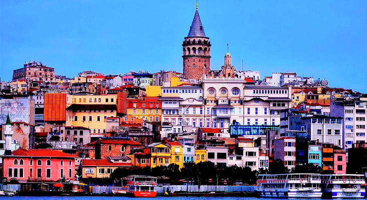 Galata Tower Turkey