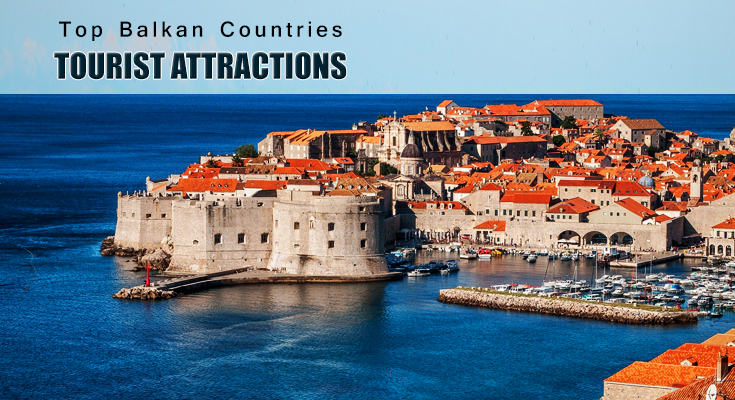 Balkan Countries Attractions