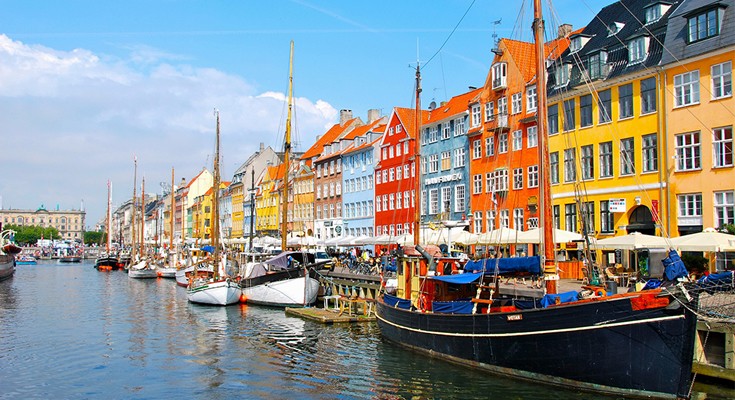 Denmark Attractions