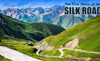 The Five Stans of the Silk Road