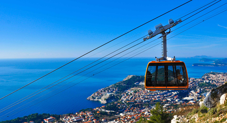 Try the Fun Cable Car