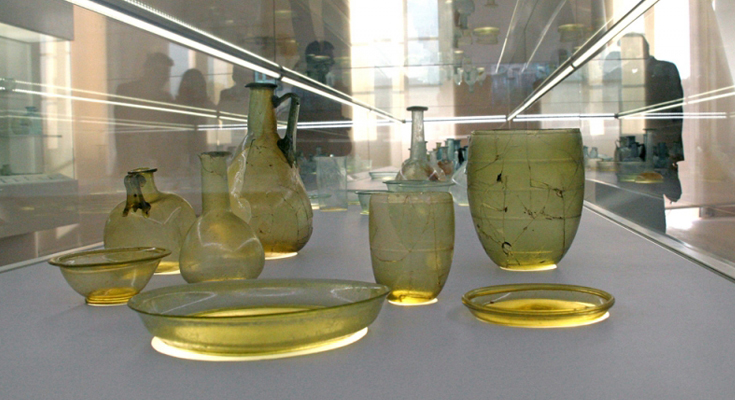 Watch Glass Making Art at the Museum