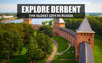 Derbent City Russia