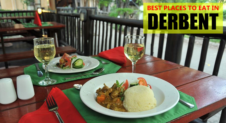 Places to Eat in Derbent