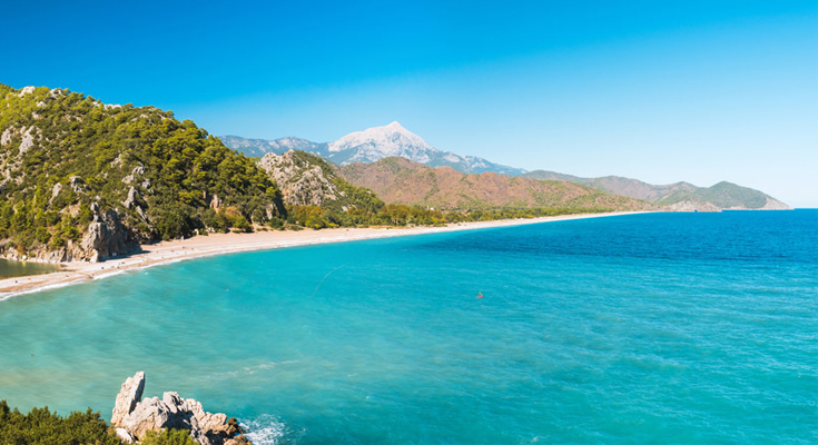 Amazing Turkey Beaches