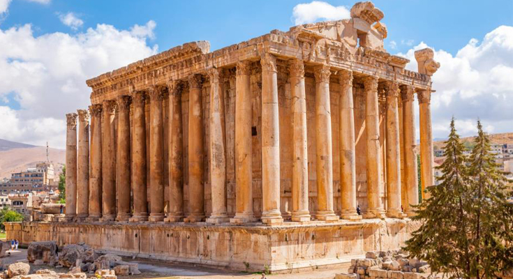 Turkey Landmarks of Ancient Times