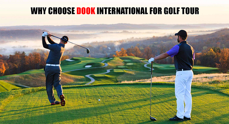 Dook International for Golf Tour Packages