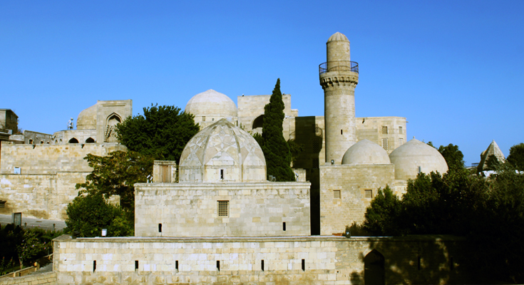 Visit Palace of the Shirvanshahs